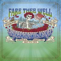 Cover Grateful Dead - Fare Thee Well [DVD]